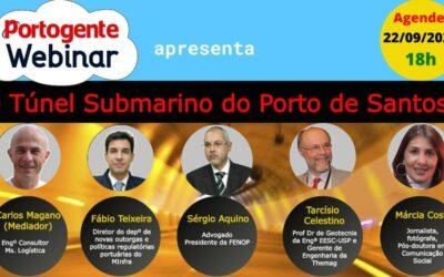 Túnel é tema de debate no Portogente