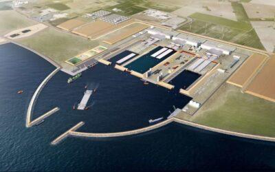 Dinamarca inicia obras do túnel submerso mais longo do mundo