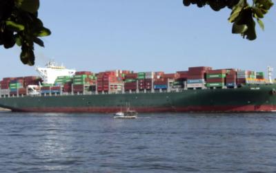 Antes do debate ponte ou túnel, pensar os grandes navios, diz colunista