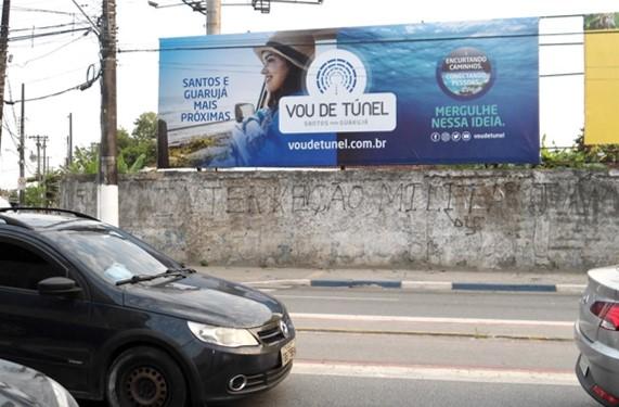 Campanha Vou de Túnel cresce e amplia a viabilidade do projeto