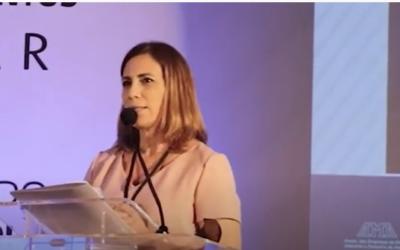 A grande obra decorrente da desestatização é a ligação seca via túnel, afirma deputada Rosana Valle