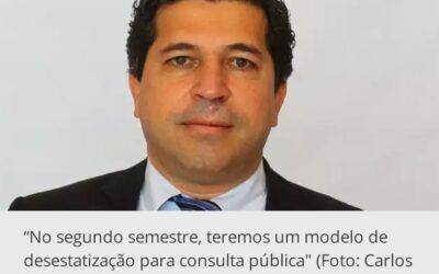 Fernando Biral fala do projeto do túnel na desestatização do Porto