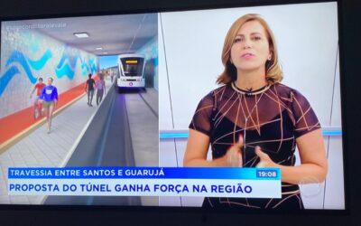 Rosana Valle diz que Bolsonaro vai deixar o túnel como legado de seu governo