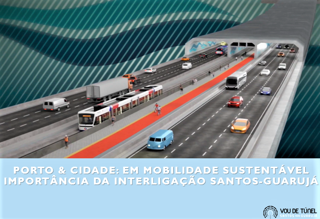 Projeto do túnel valoriza o meio ambiente