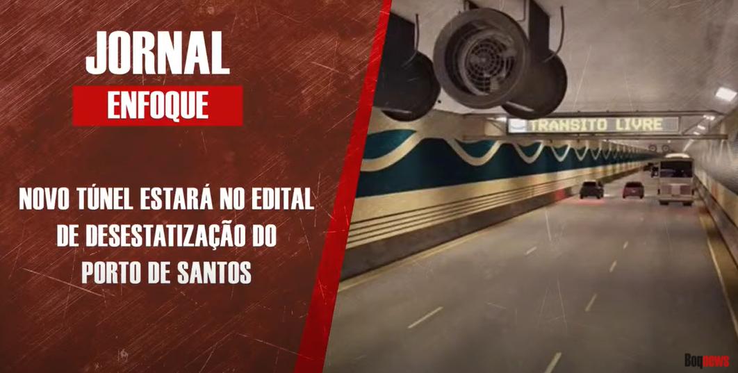 Consultor faz balanço da audiência pública que discutiu a viabilidade do túnel e praticamente descartou a ponte