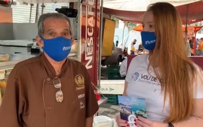 Campanha Vou de Túnel tem mais de 70 apoiadores e petição online reúne mais de 6,5 mil assinaturas