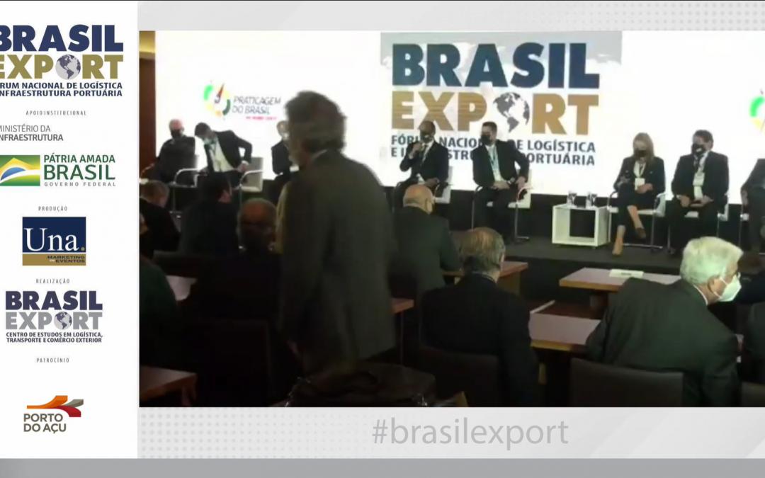 Interesse de investidores estrangeiros no Porto de Santos indica boas perspectivas de melhoria da infraestrutura do complexo portuário
